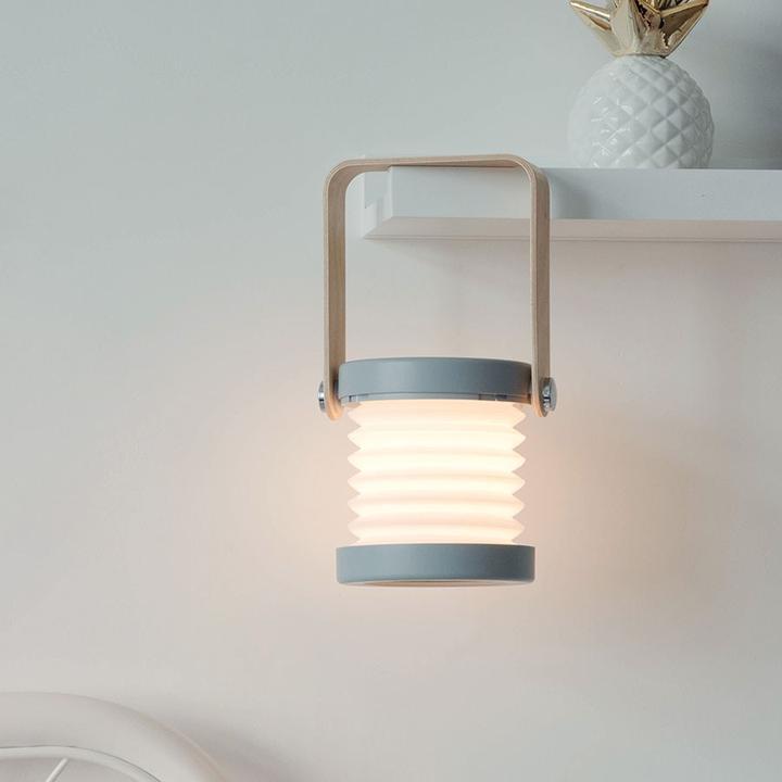 Lampla Lanterne Scandinave Pliable Portable Lantern Lamp Portable Lamps