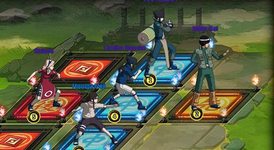 браузерная онлайн игра по мотивам известного аниме «Наруто ...