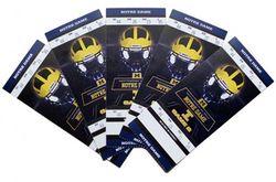 Michigan Football Tickets Michigan Football Notre Dame