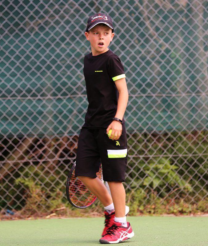 Jake Boys Tennis Outfit Designer Junior Tennis Apparel Zoe Alexander Tennis Clothes Outfits Clothes Design