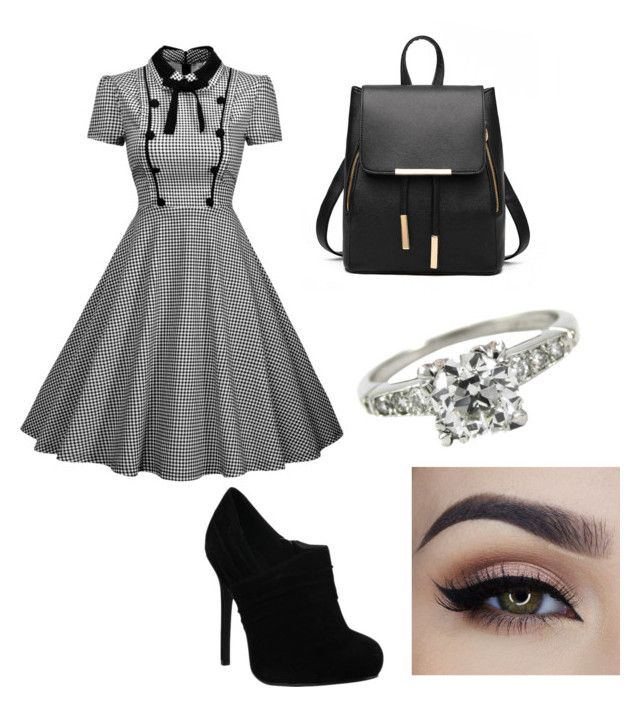"""""""Simple but chic!"""" by claire-chloe on Polyvore"""