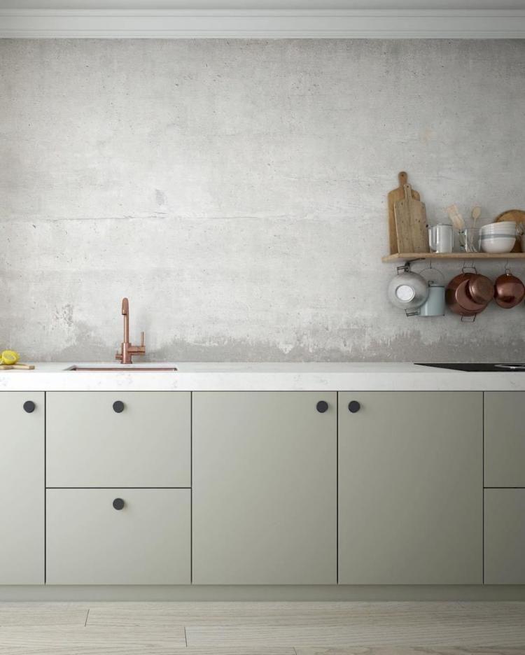 Modern Minimalist Kitchen Cabinets: AWESOME MODERN KITCHEN CABINET DECOR & 80 DESIGN IDEAS