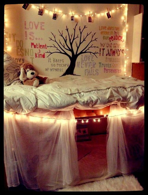 Dream Dorm Room: Dorm Room Decor, College Room, Dorm