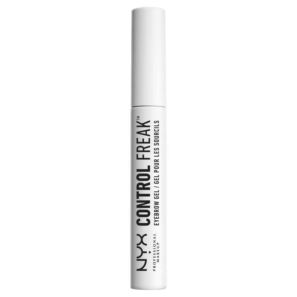 Nyx Professional Makeup Control Freak Eyebrow Gel Clear 0 3oz