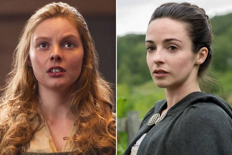 Outlander' producer explains Jenny's absence and Laoghaire's