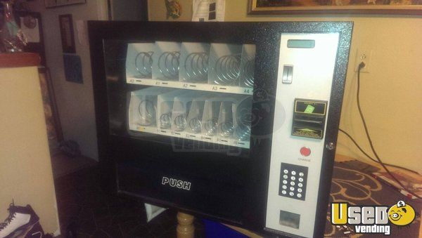 Electronic Countertop Snack Vending Machines For Sale In Iowa