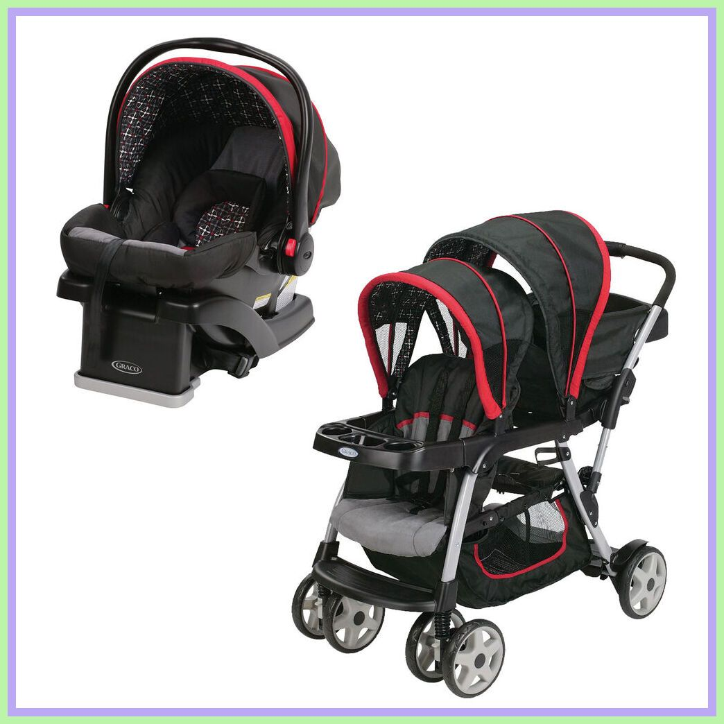 35 reference of double stroller travel system canada in