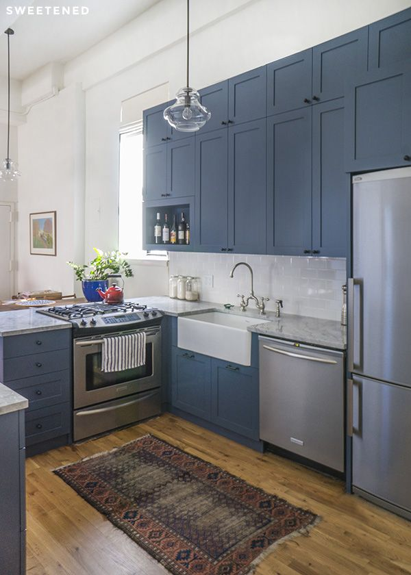 Amazing Claire U0026 Mikeu0027s Park Slope Kitchen Renovation