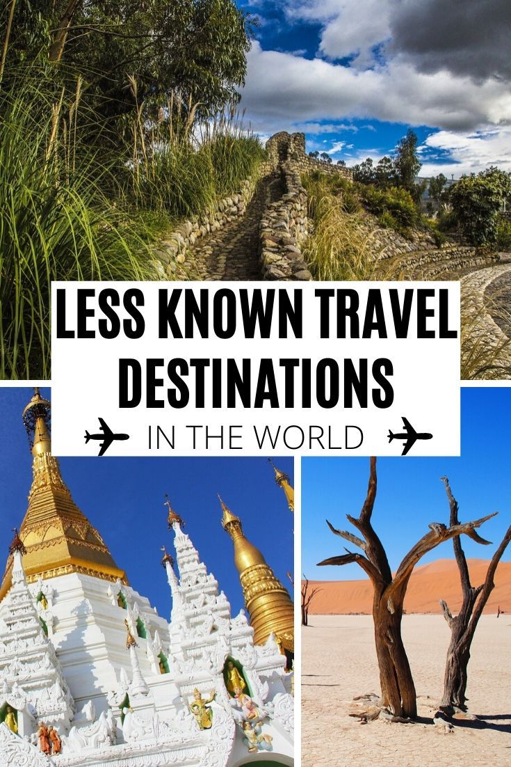 Top Off The Beaten Path Travel Destinations Around The World That Will Steal Your Heart! #futuretravel