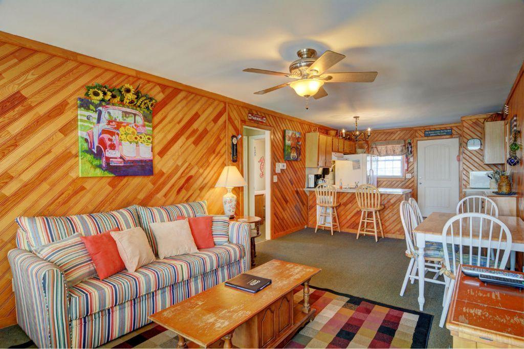 Beach barn 2 triplex ocean front vacation rental surf