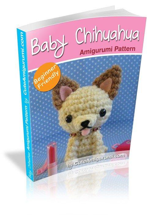 chihuahua crochet cover | chihuahua | Pinterest