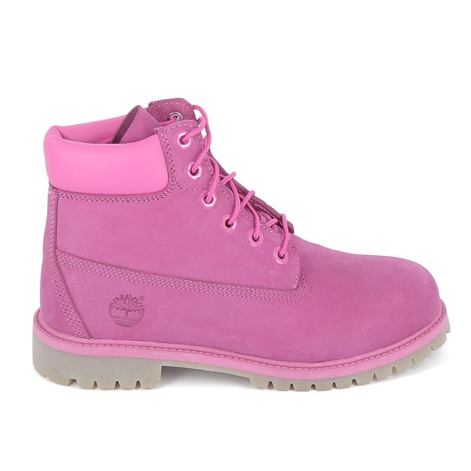 basket timberland rose