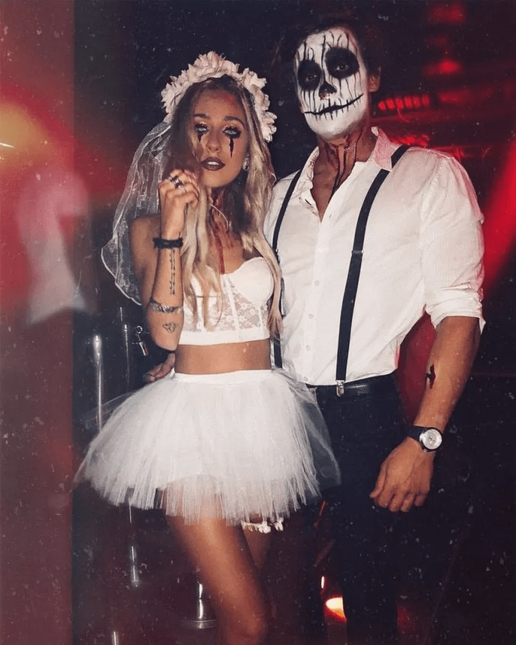 40 Awesome Couples Halloween Costumes Ideas #couplehalloweencostumes 40 Awesome Couples Halloween