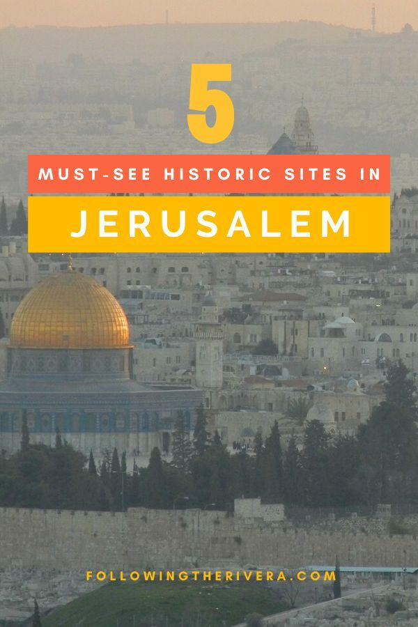 Take a trip to one of the most #historic and oldest cities in the world. #jerusalem is more than a destination for pilgrimages; it's a place full of spectacular historic buildings dating to biblical times. #travel #traveling #israel #israeltravel #jerusalemtravel #culturetravel #traveltips #traveldestinations #travelideas #travelersnotebook #traveladvice #traveladviceandtips #traveltipsforeveryone #traveladdict #travelawesome #travelholic #travelguide