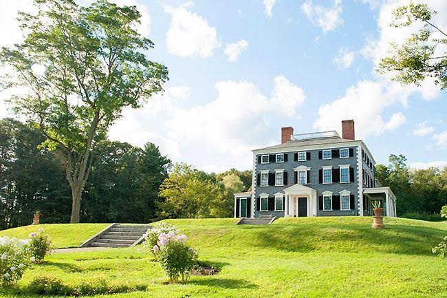 codman estate   Codman Estate in Lincoln, MA.   East Coast Wedding ...