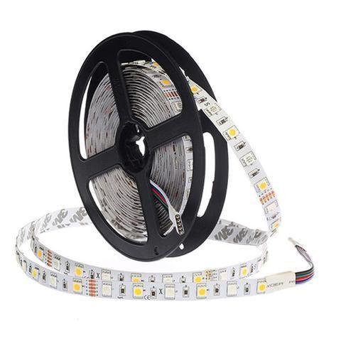 LED strips: RGB RGBW The Light Group