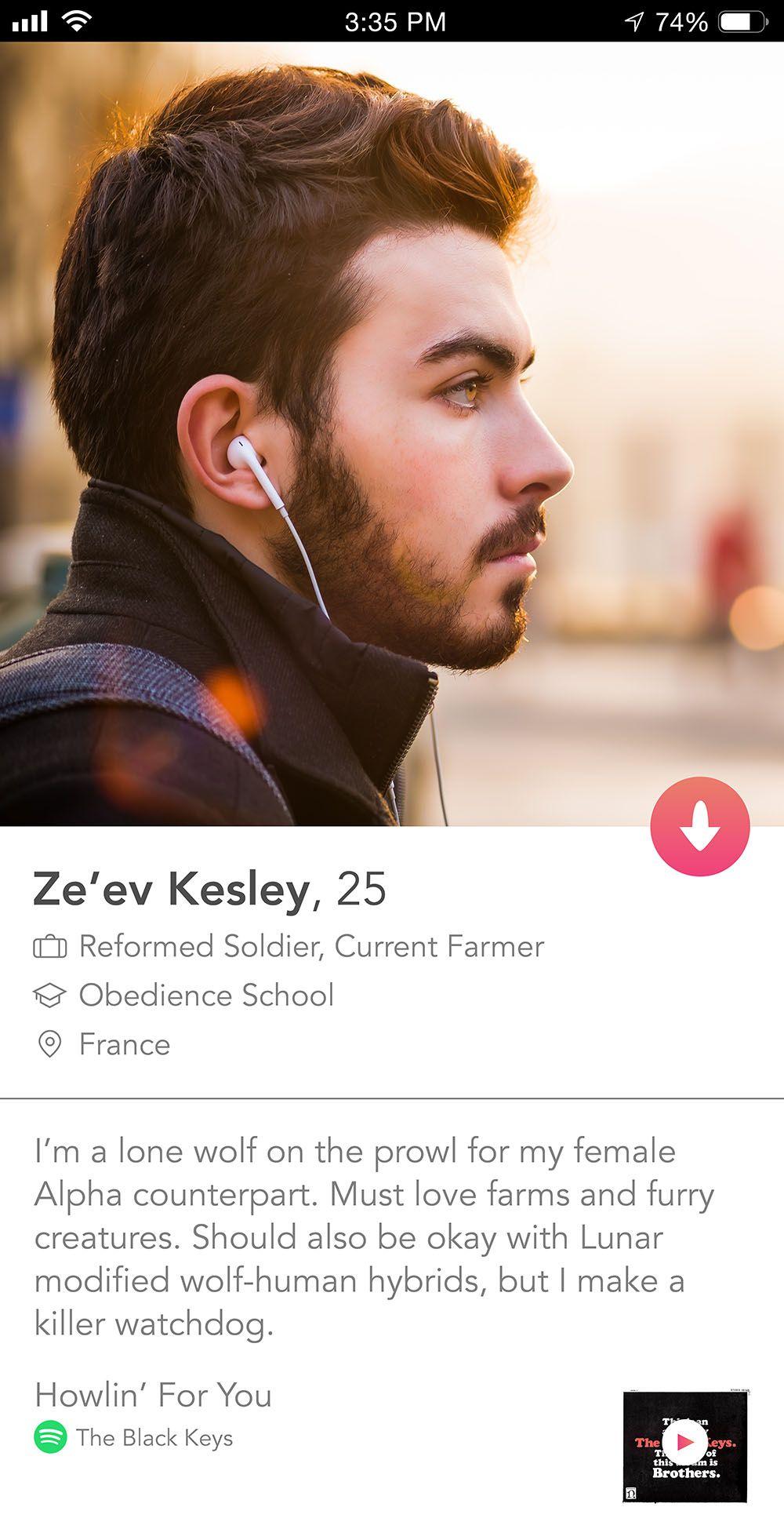 Alpha dating profile alleenstaande moeders dating