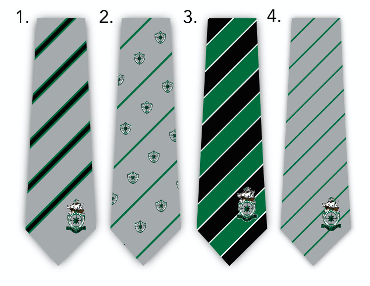 Design Options for Custom Embroidered Necktie for a High ...