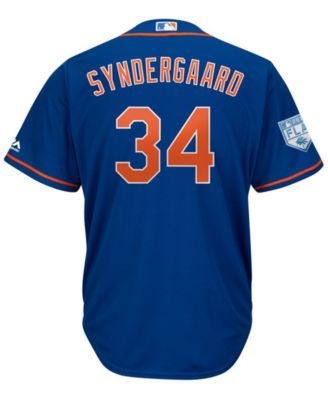 best website 7cdf2 83f56 Majestic Men's Noah Syndergaard New York Mets Spring ...