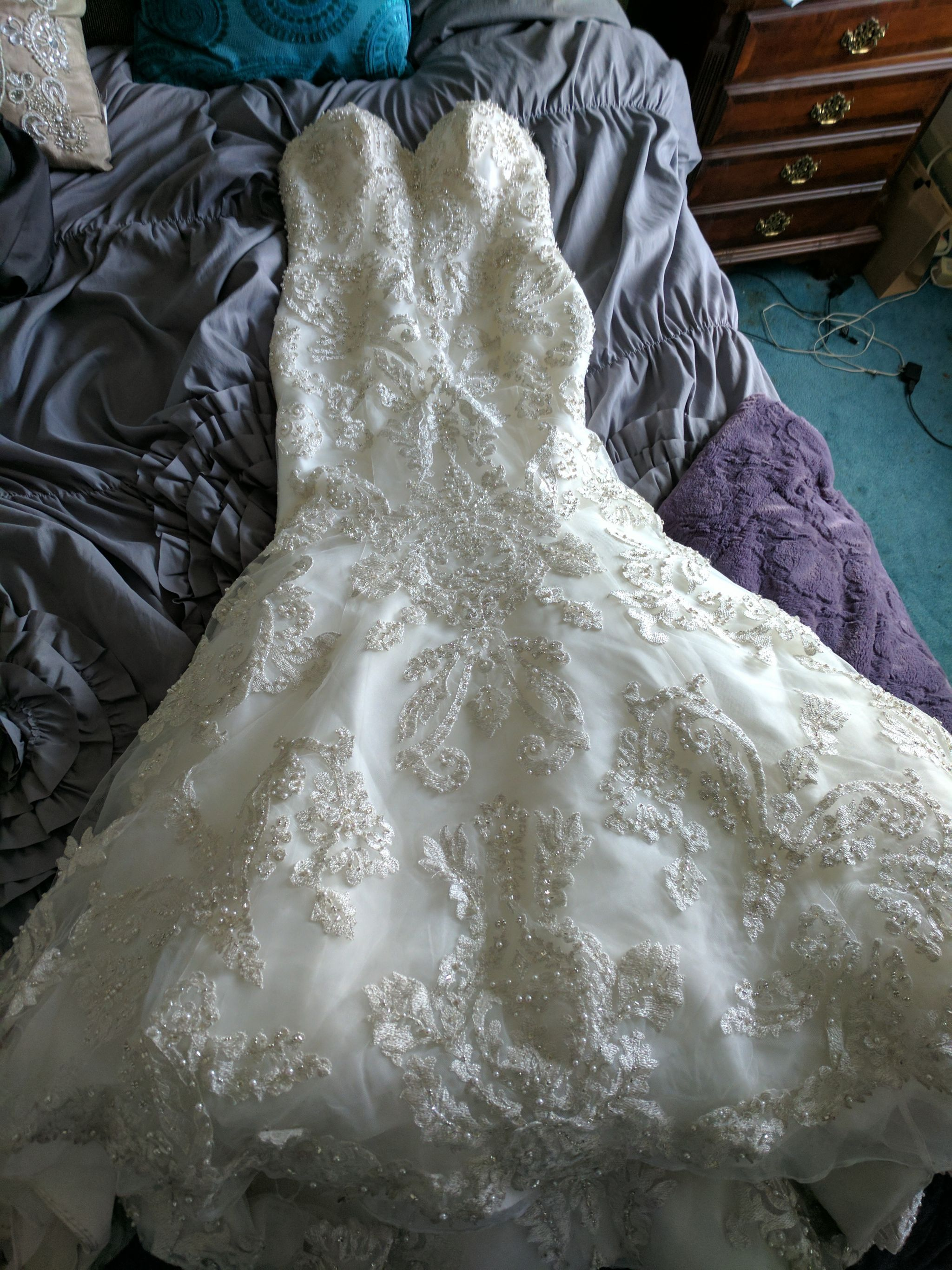 $1000 wedding dress  Sottero u Midgley  Size   Used Wedding Dresses  Wedding