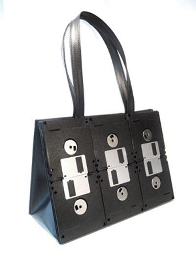 diskette-purse
