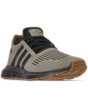 a38e83043896 adidas Men s Swift Run Casual Sneakers from Finish Line - Tan Beige 9