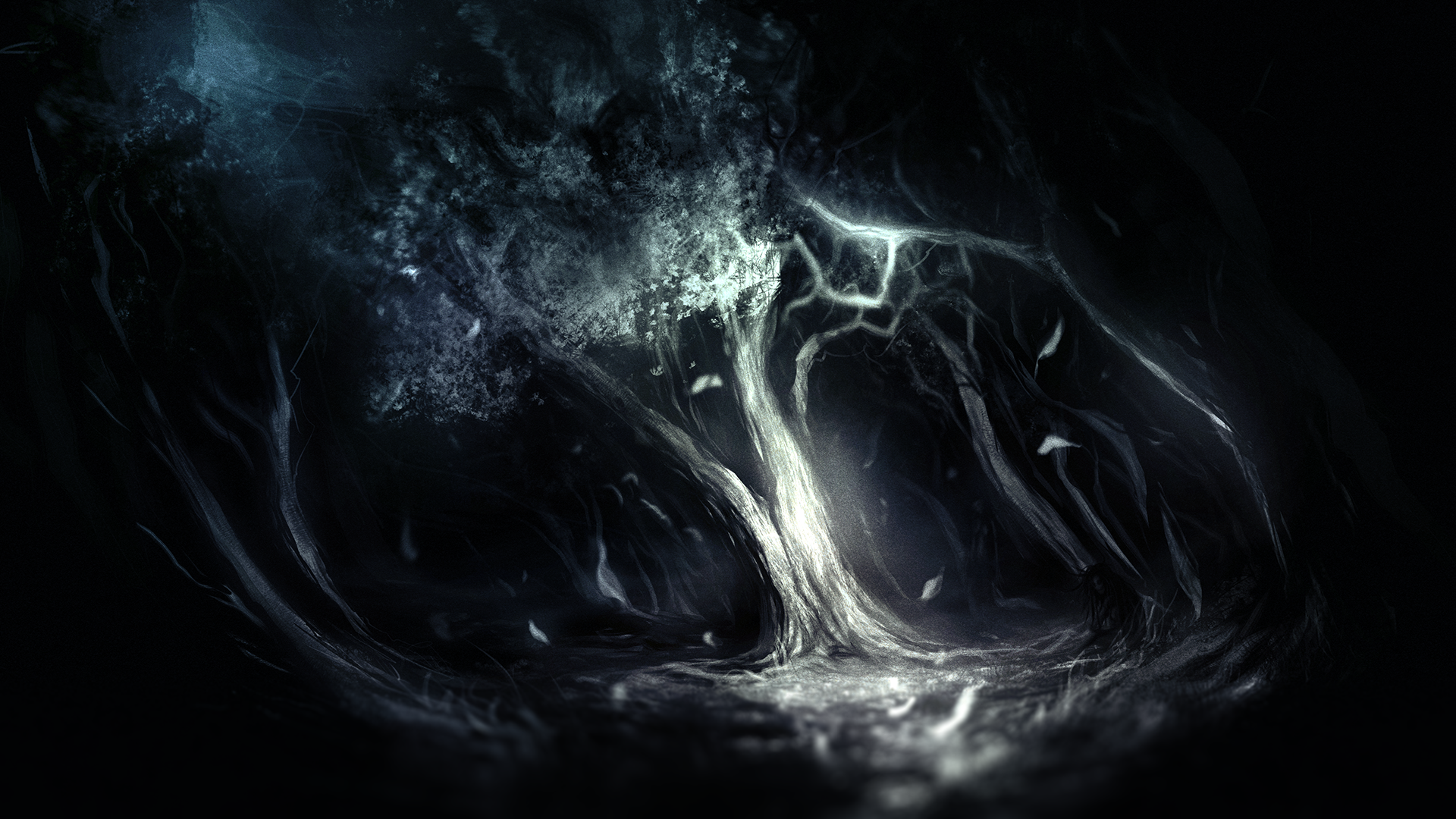 Concept Art For The Darkwood A