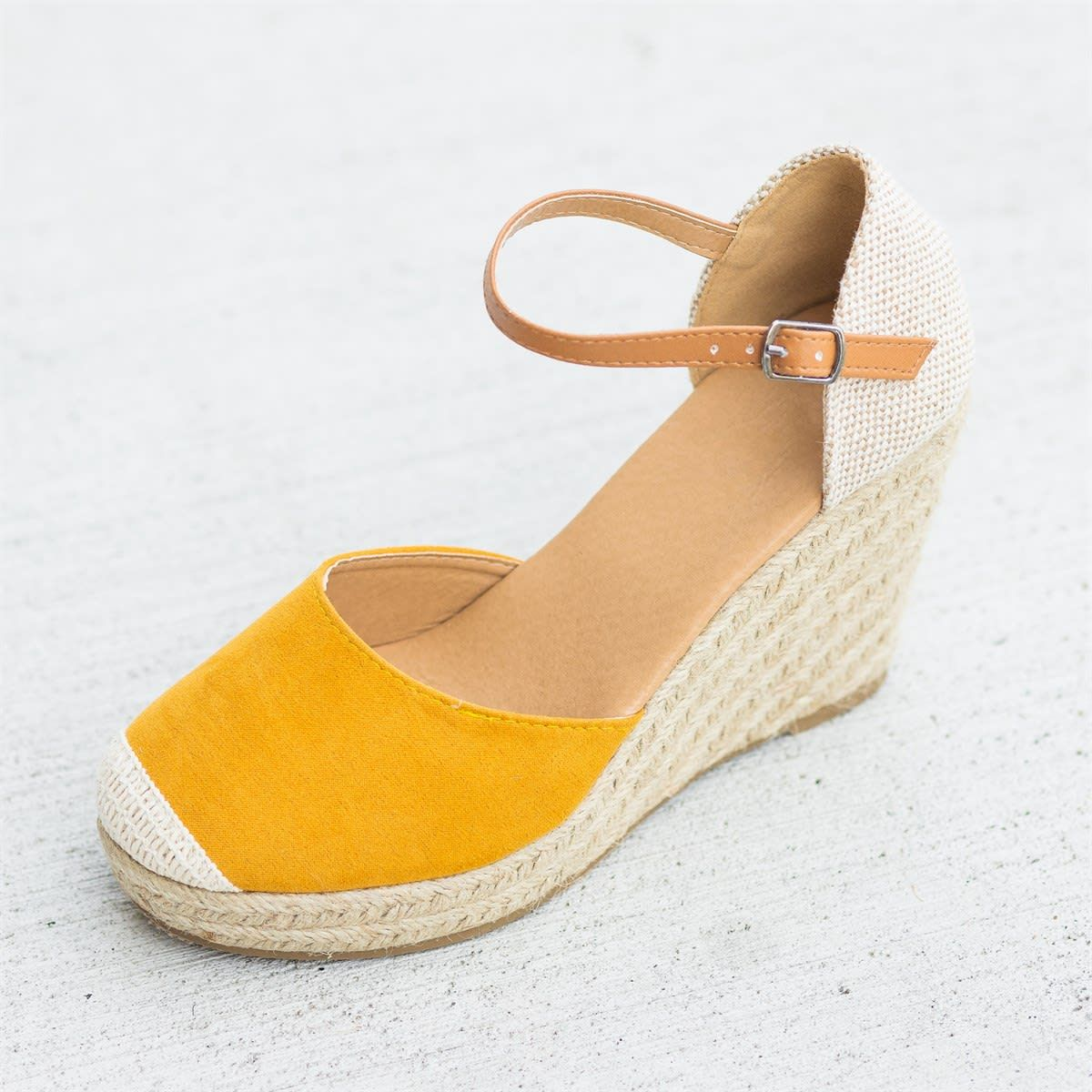 596093b7b0d Classic Summer Espadrille Wedges I 3+ Colors in 2019   Shoes ...