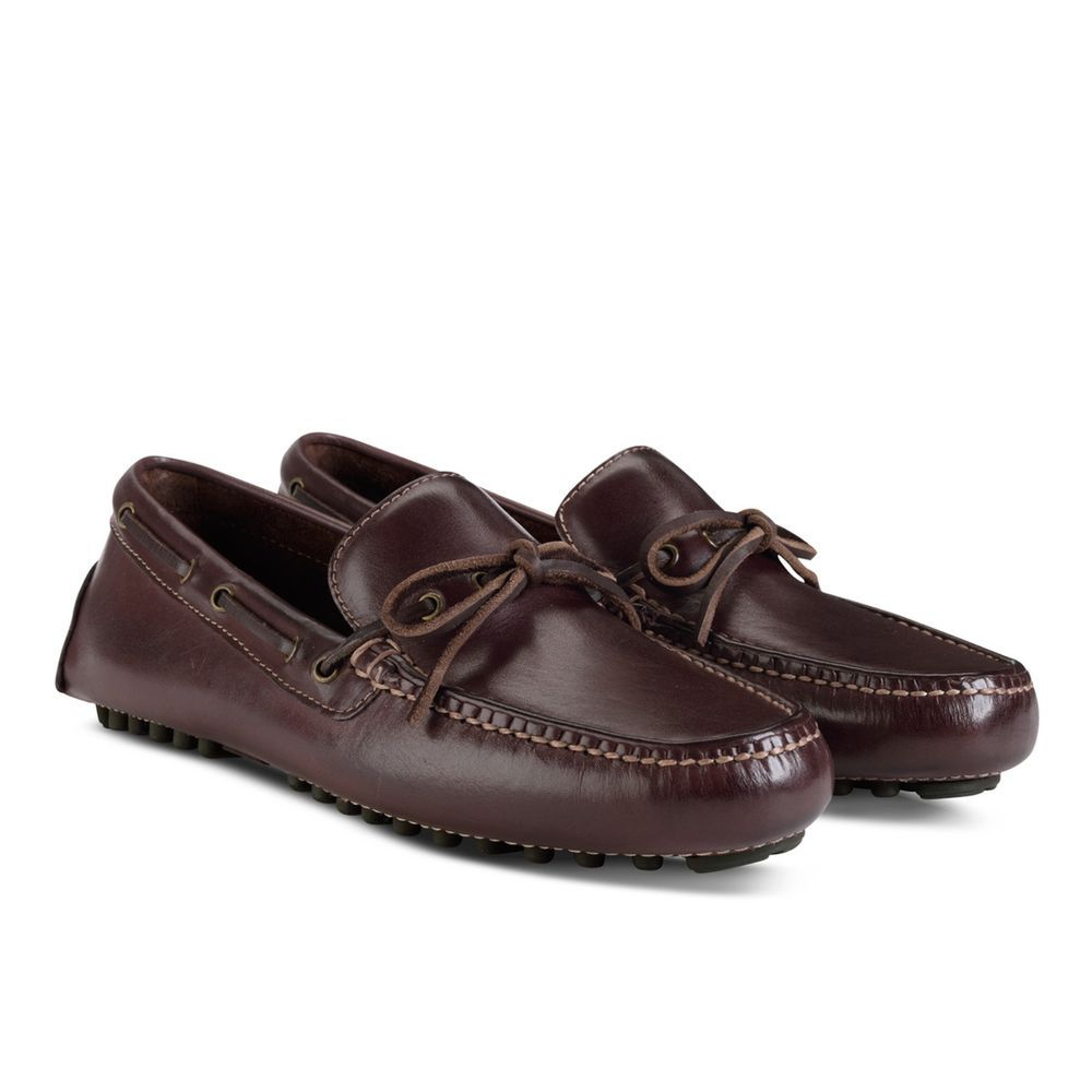 Cole Haan Air Grant Nike Air Men's Leather Loafers Moccasins
