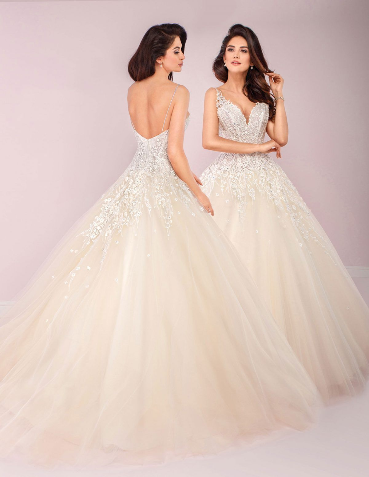 Agora 15-15 Brautkleid A-Linie Hochzeitskleid Prinzessin Brautmode