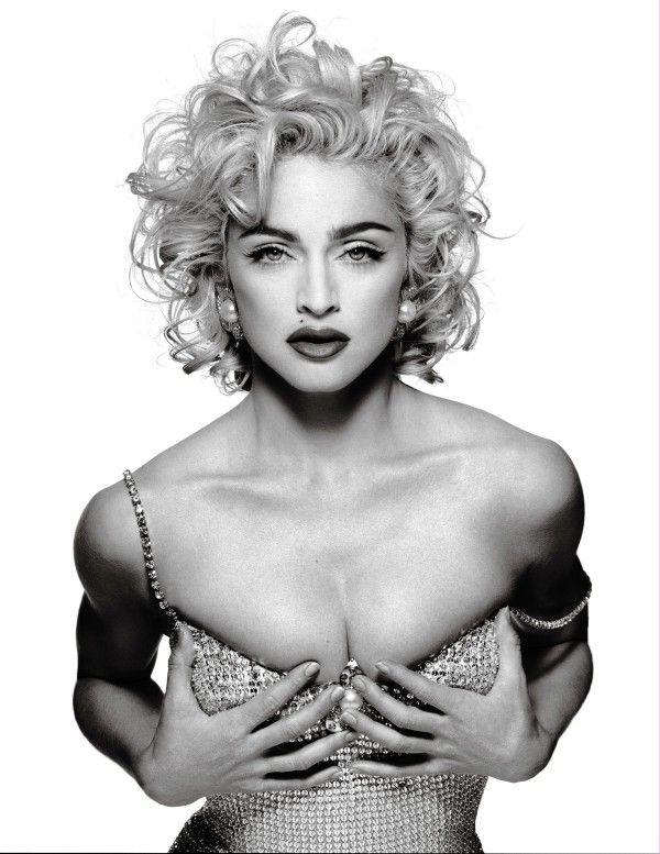 Madonna ‹ NEX1 TV | BLaCK N WHiTE | Pinterest | Madonna, TVs and ...