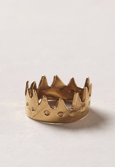 Limited Edition Where The Wild Things Are Gold Brown Fur Crown Max Crown Wild One 1st Birthday Faux Leather Wild One Crown Party Hair Accessories Max Crown Mini Crown