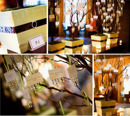 Do it yourself wedding projects place card place cards and diy do it yourself wedding projects solutioingenieria Images