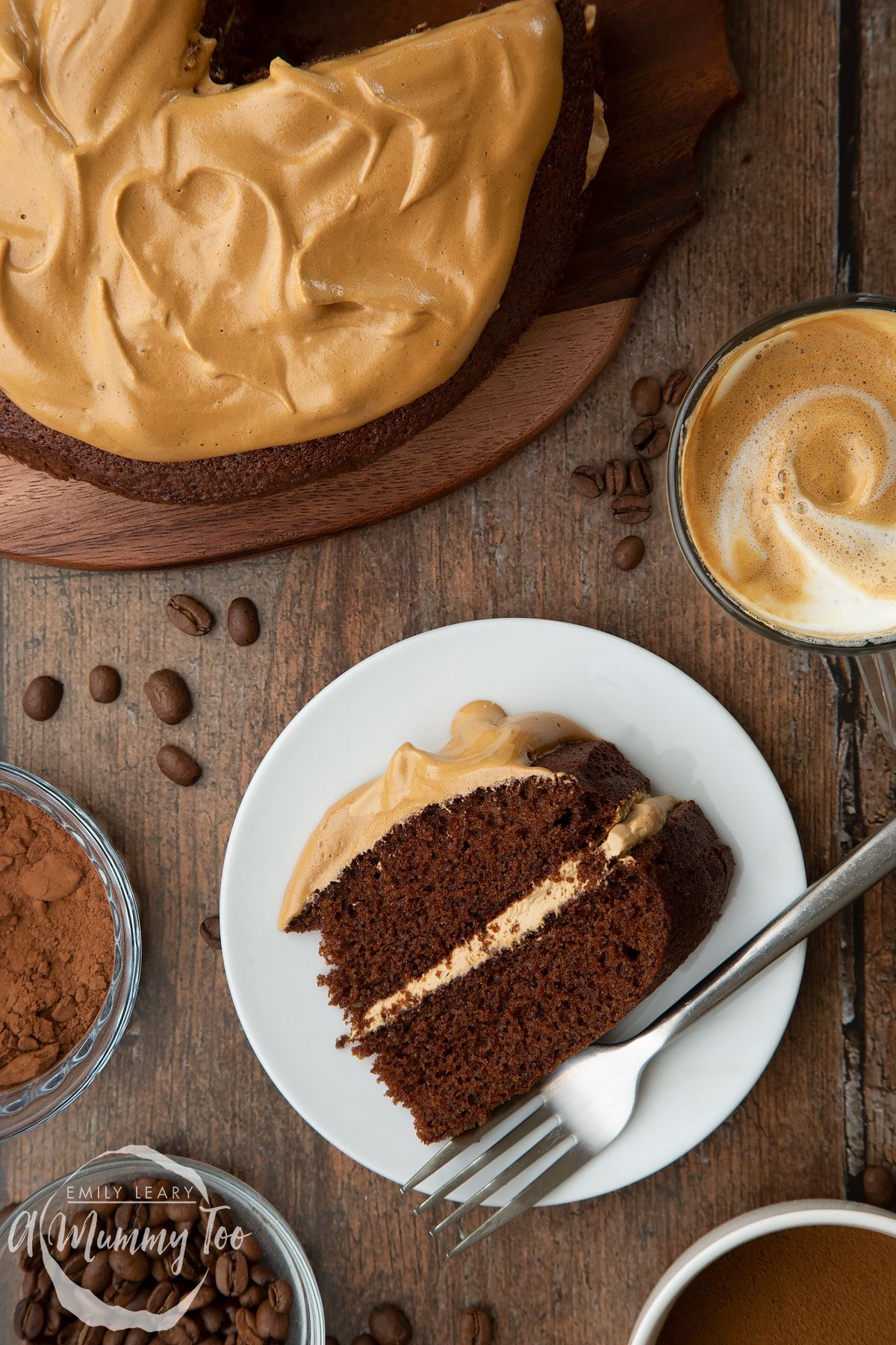 Dalgona coffee cake Recipe in 2020 Vegan chocolate