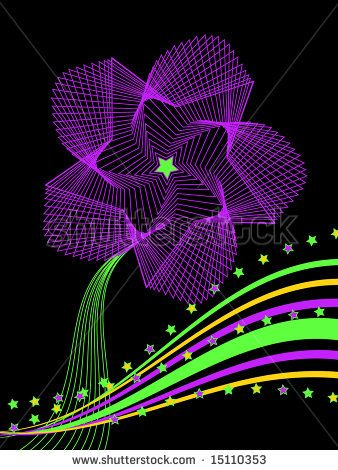 string art flower - Google Search