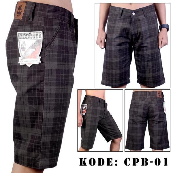 Jual Celana Pendek Pria Motif Celana Pendek Pria Celana Pendek Pria Motif Kotak Celana Pendek Pria Terbaru Kode Cpb 01 Baru Casual Pants Pants Casual