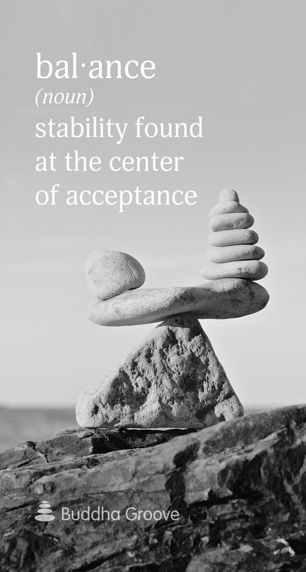 Word Of The Day Balance Yoga Quotes Balance Balance Quotes Life Balance Quotes