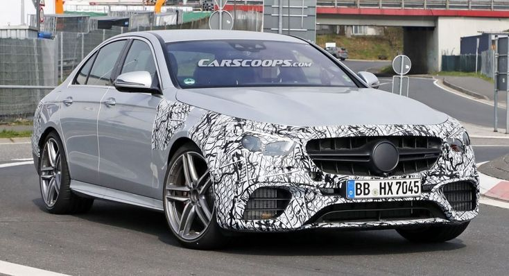 Facelifted 2020 Mercedes Amg Glc 63 Glc 63 Coupe Promise Sharper