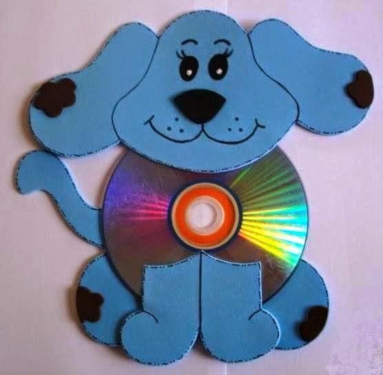Manualidades cds cd pinterest con cd manualidades - Manualidades con cd usados ...