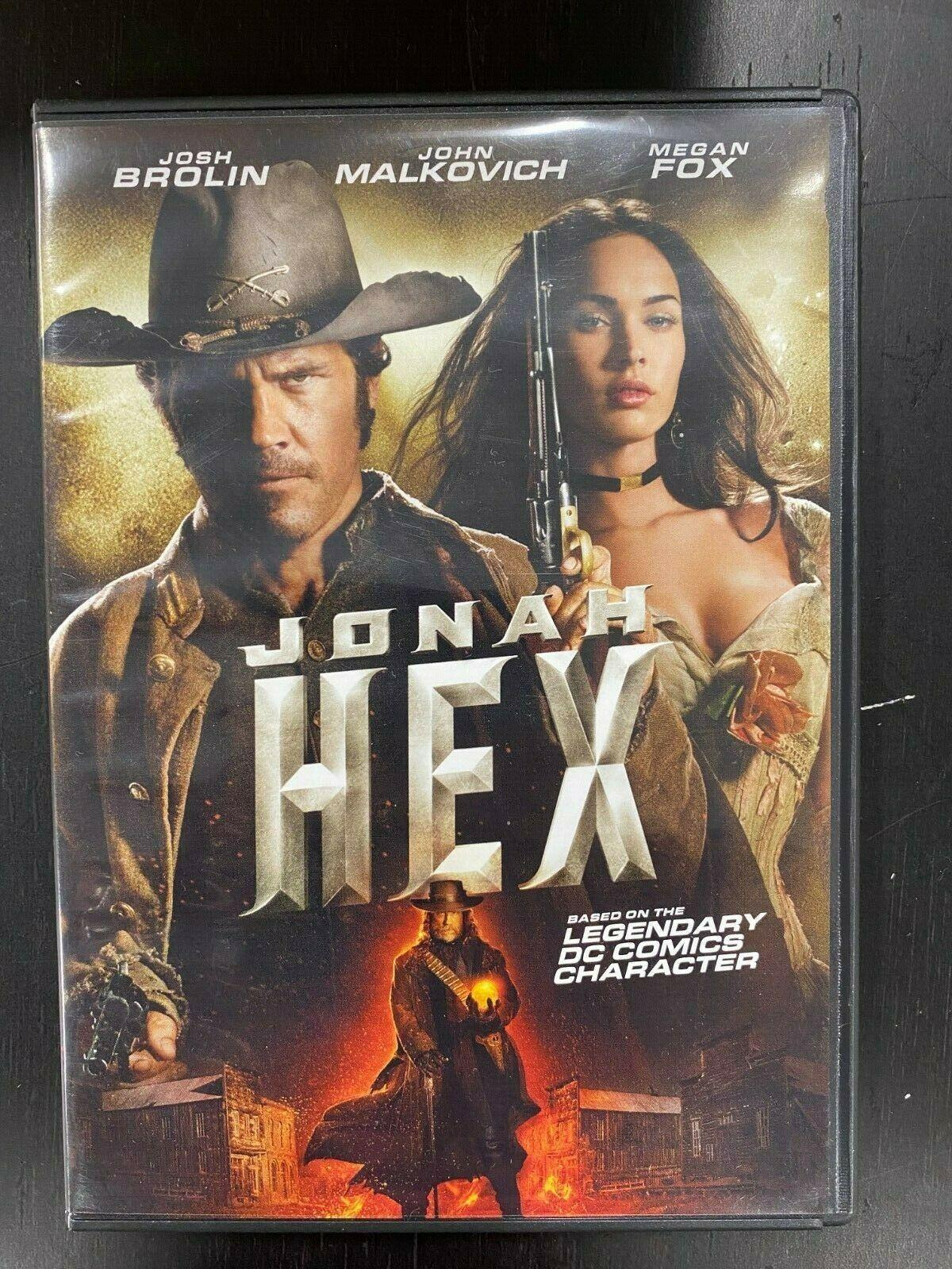My Ebay Active Jonah Hex Josh Brolin Hex