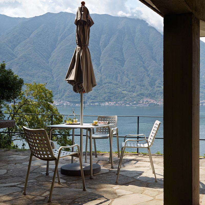 Chaises Landi Design Hans Coray Vitra Mobilier De Salon Exterieur Meuble Design