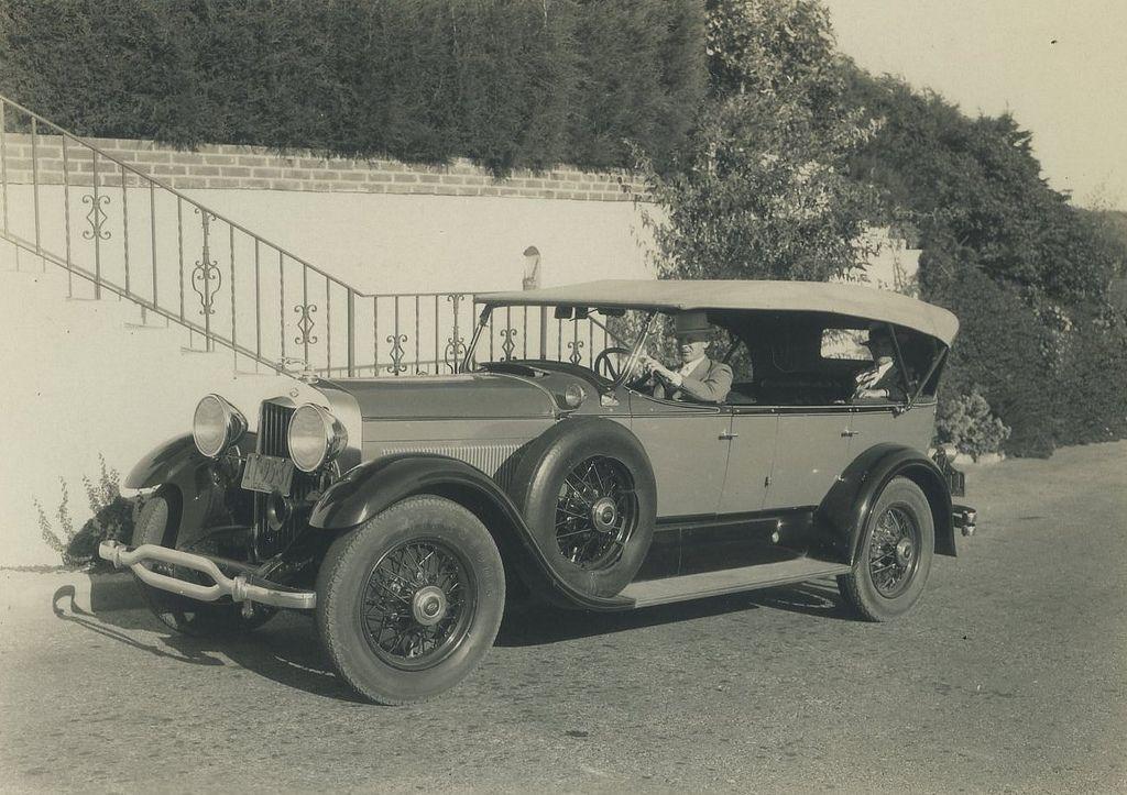Hollywood, 1927 | Flickr - Photo Sharing!