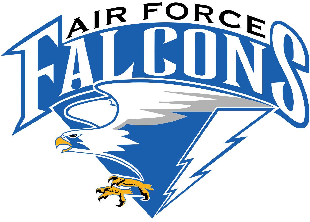 File Air Force Falcons Svg Air Force Academy United States Air Force Academy Air Force