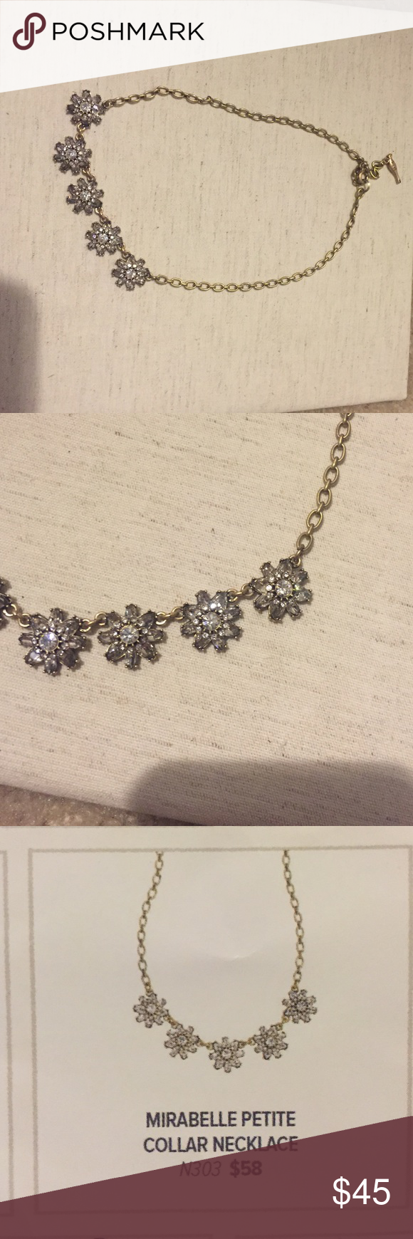 Chloe & Isabel mirabelle petite necklace Retails for $58.00. Necklace is perfect for anybody who loves statement jewelry but hates the heavy necklaces. Never worn, comes in plastic bag. Selling from personal collection. Chloe + Isabel Jewelry Necklaces