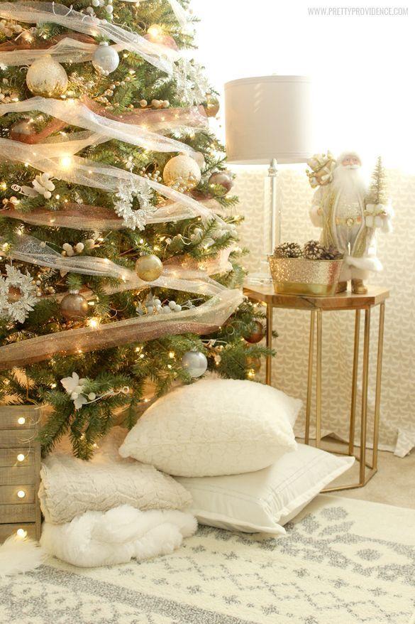 Silver Christmas   Gold Christmas