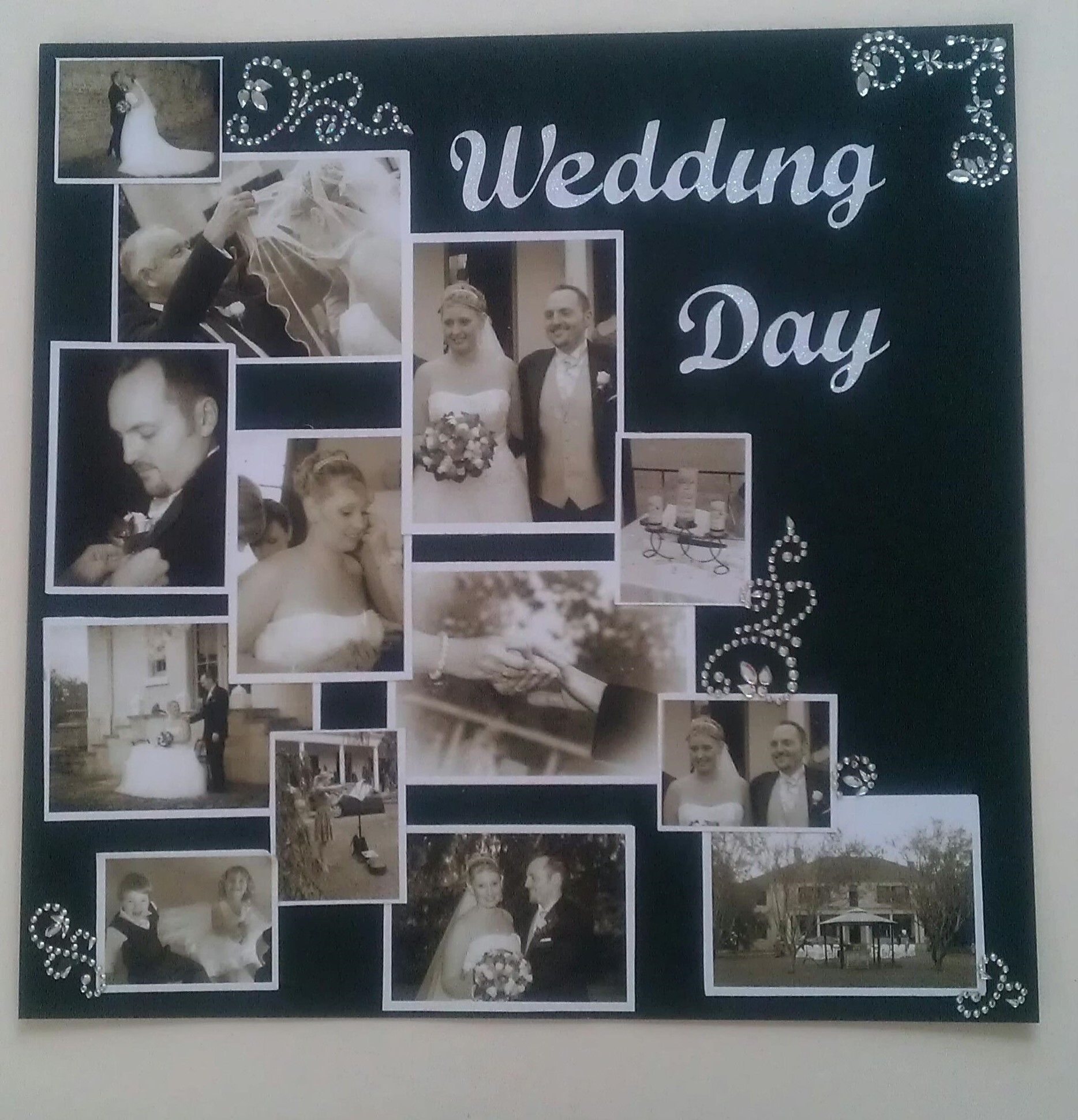 25 Best Ideas About Wedding Planner Office On Pinterest: Best 25+ Wedding Scrapbook Layouts Ideas On Pinterest