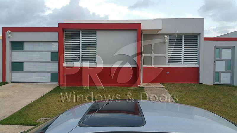 Fbrica De Puertas De Garaje En Puerto Rico Y El Caribe Solicite