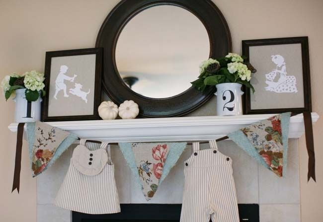 [Inspiration] Gender Neutral Lovely Baby Shower- Spaceships and Laser Beams