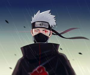 Akatsuki Kakashi Hatake Naruto Shippuden Anime Kakashi