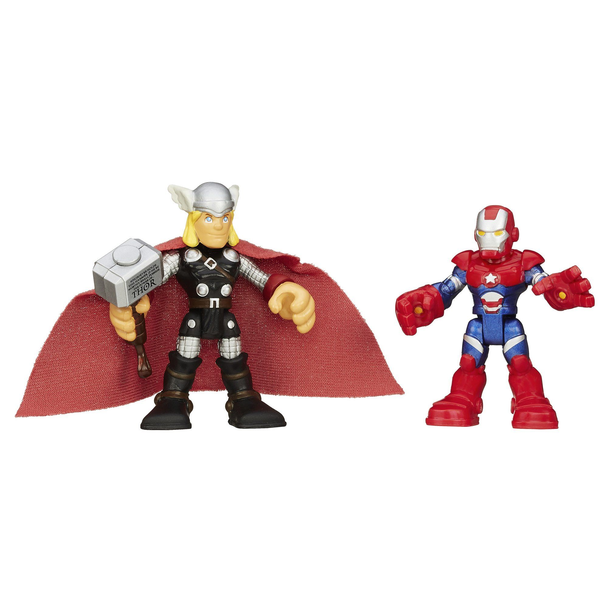 Toys And Adventures : Playskool heroes marvel super hero adventures thor and